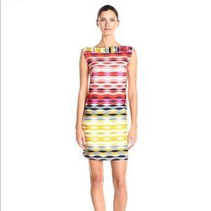 Trina Turk Felana Multi-colored dress Sz 8